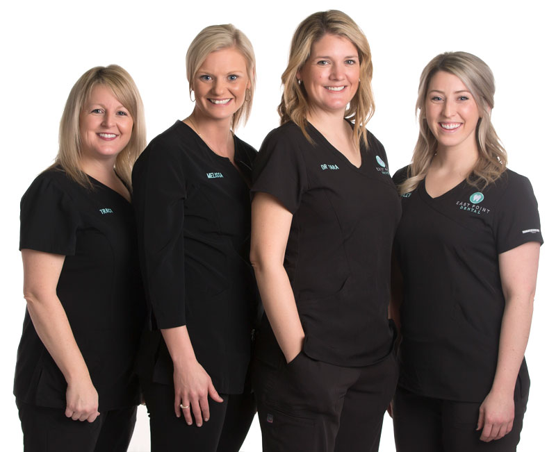 East Point Dental staff photo